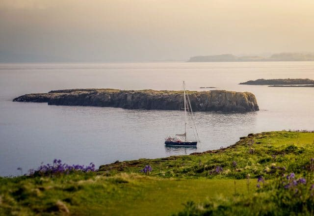 2021 Easter Sailing in the Hebrides