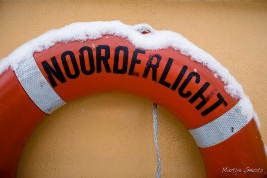 Nooderlicht life ring