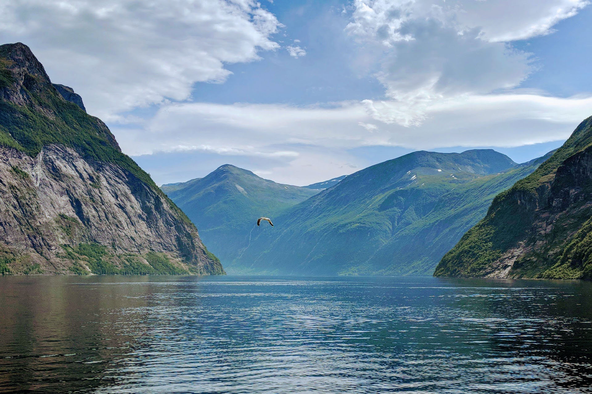 Norway Fjord Stranda