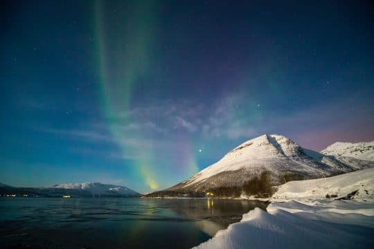 Norway Tromso Lights