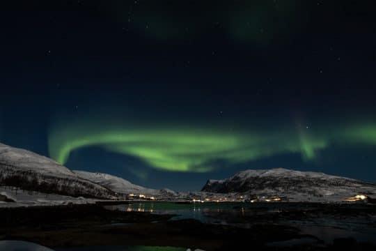 Norway Tromso Northern Lights