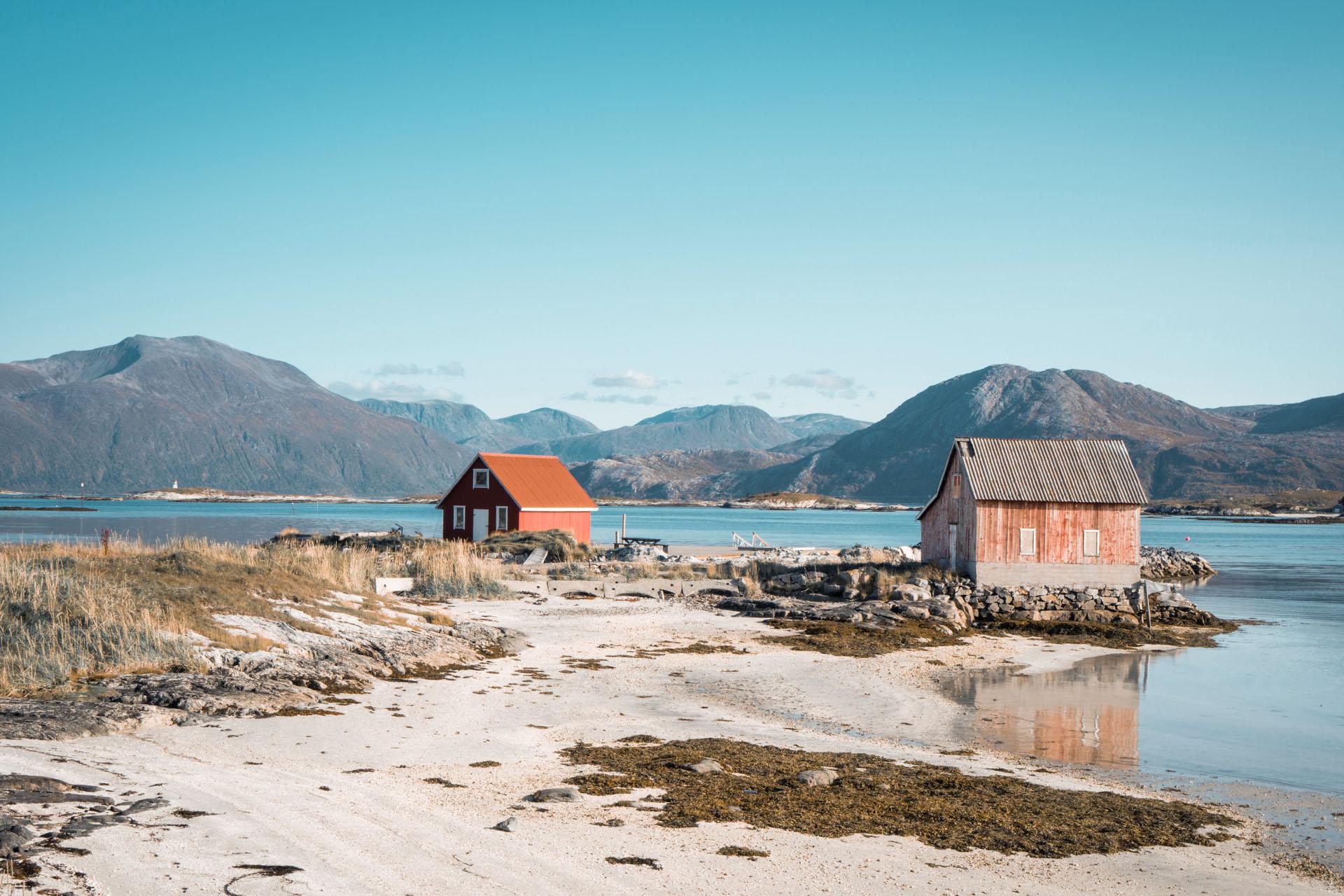 Norway Tromso Spring