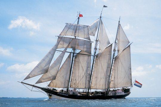 Oosterschelde Full Sailing