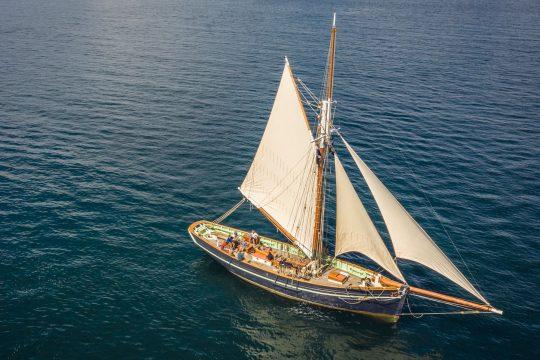 Pellew Full sails