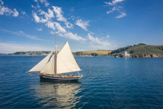 Pellew Sailing Falmouth