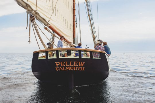 Pellew Transom guests