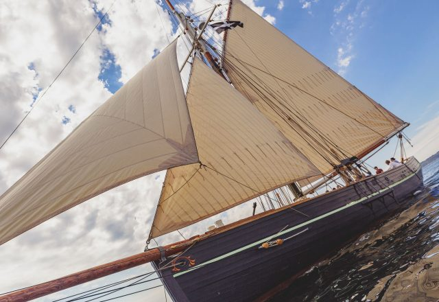 2021 Sailing from Cornwall to Scotland