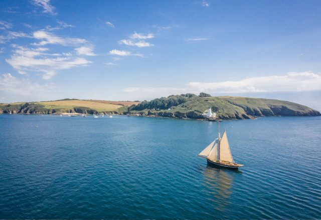 2021 Easter Sailing in Cornwall