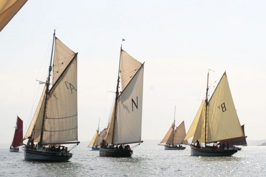 Pellow Pilot Cutters Sailing