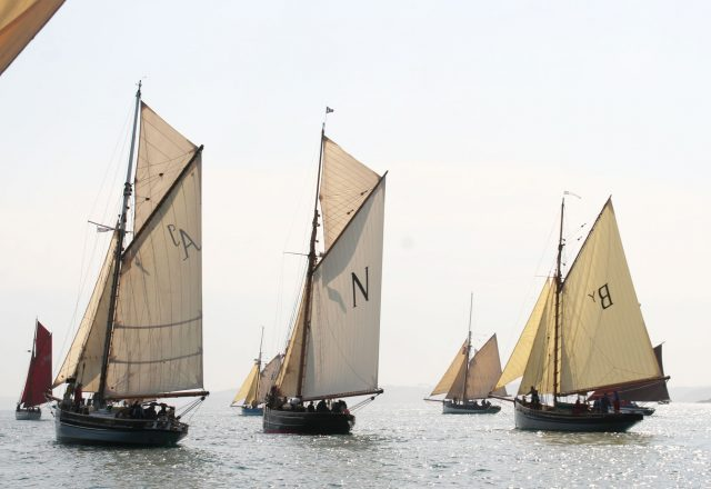 Sea, Salts and Sail Festival