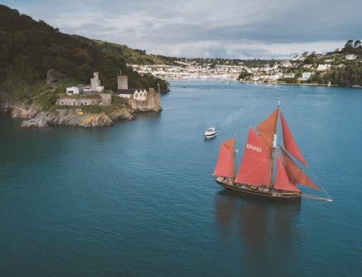 Devon B&B Sailing Weekend