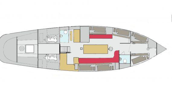Pilgrim Deck Plan