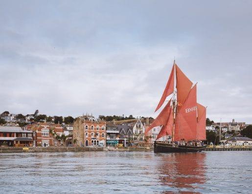 Traditional Devon Sailing Taster