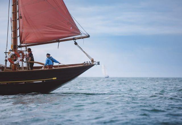 Cornish Coastal Sailing