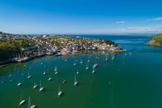 Polruan-Fowey-Cornwall-Venturesail