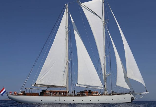 Caribbean Sailing from Antigua