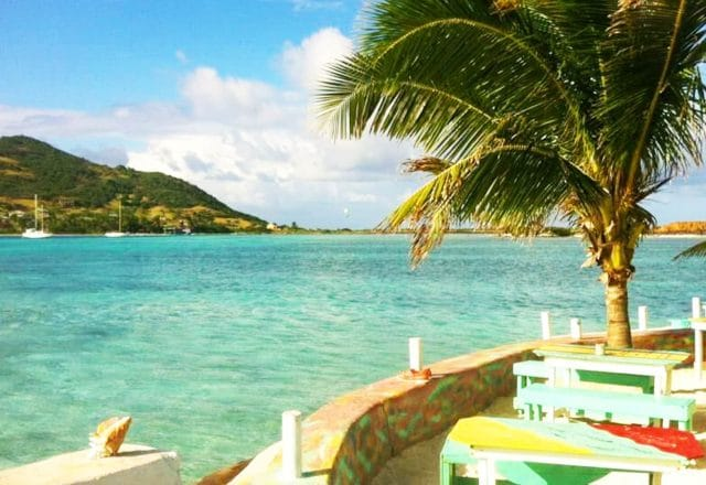 Sailing in the Caribbean; Exploring the Leeward Islands