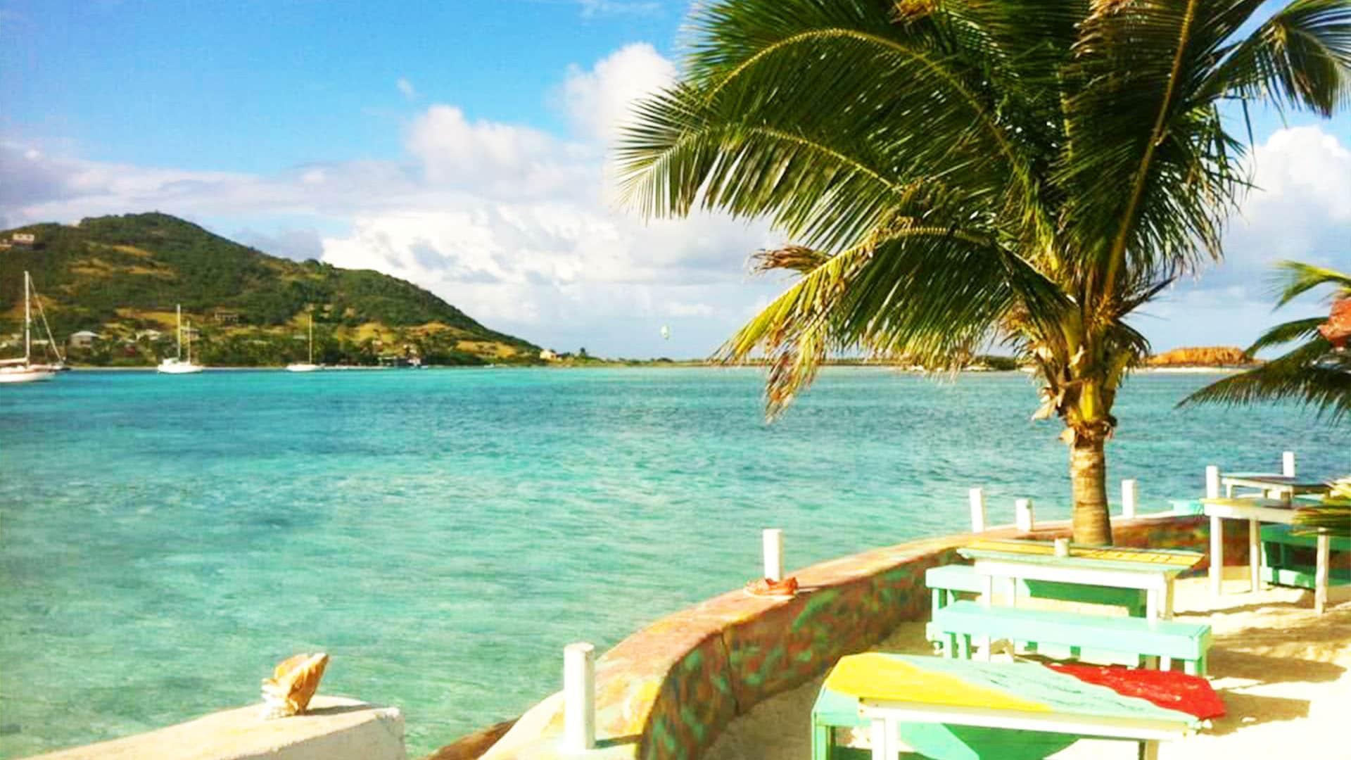 caribbean coast bar