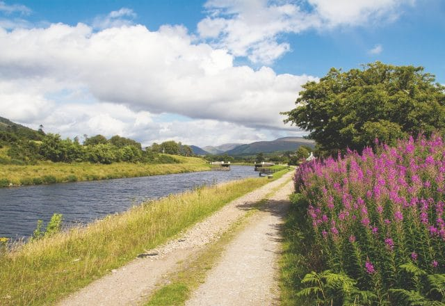 2021 Sailing the Caledonian Canal