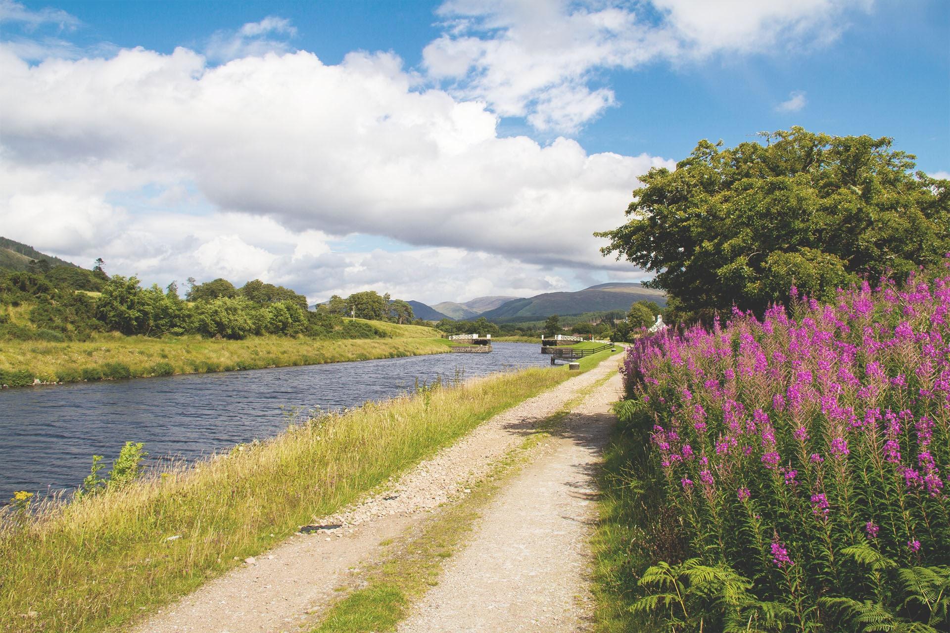 SCOTLAND great glen way