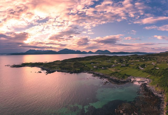 Cruising the Hebrides; Skye and the Isles