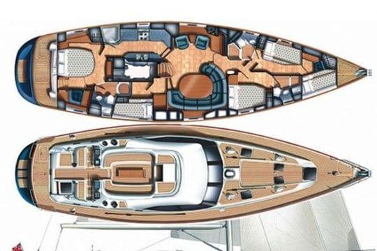 Skyelark Deck Plan