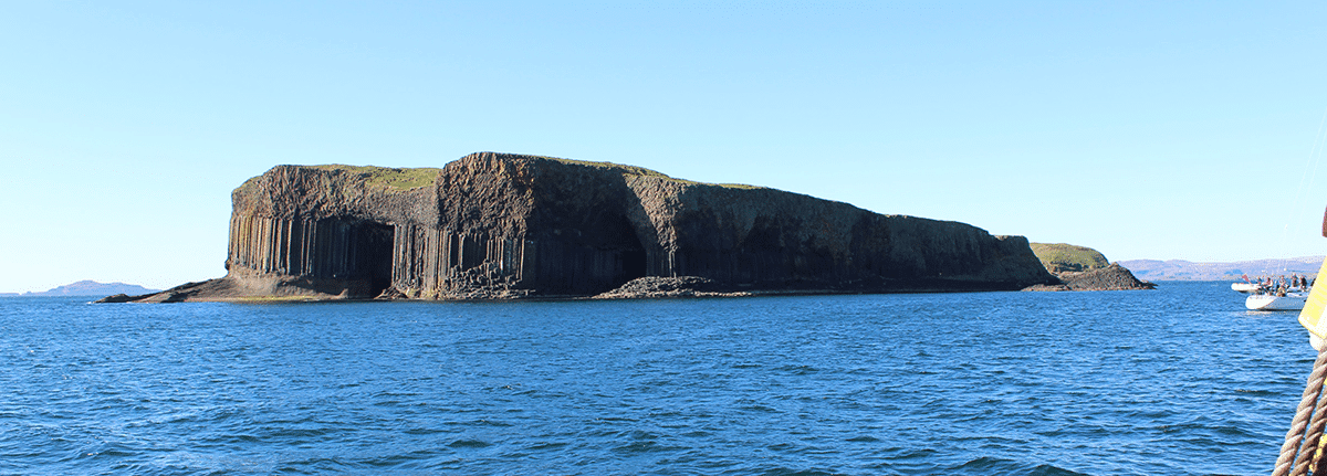 Staffa from Bessie Ellen