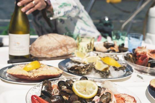 Stravaigin Seafood