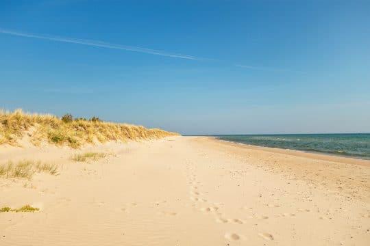 Sweden Gotland Beach