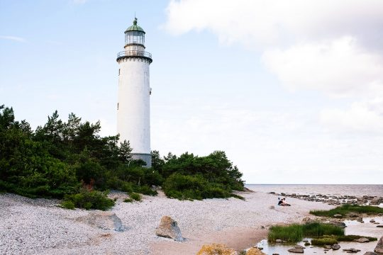 Sweden Gotland Lighthouse