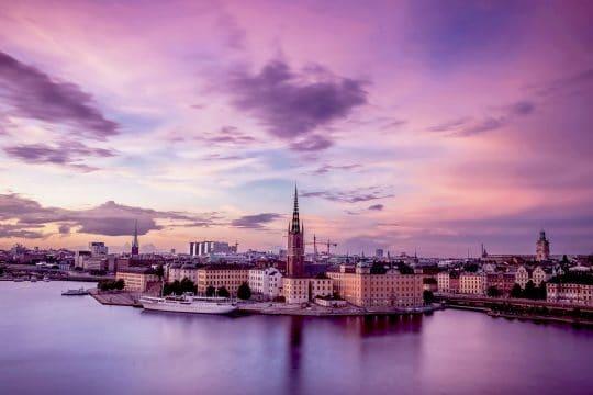 Sweden Stockholm
