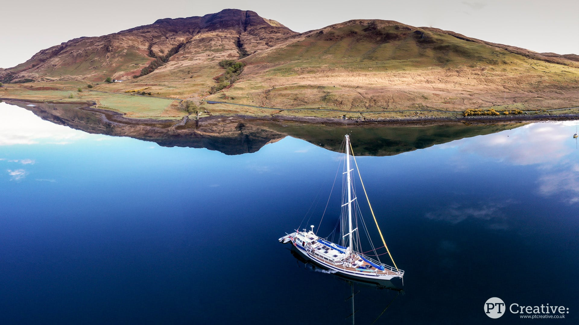 Trek and sail zuza scotland