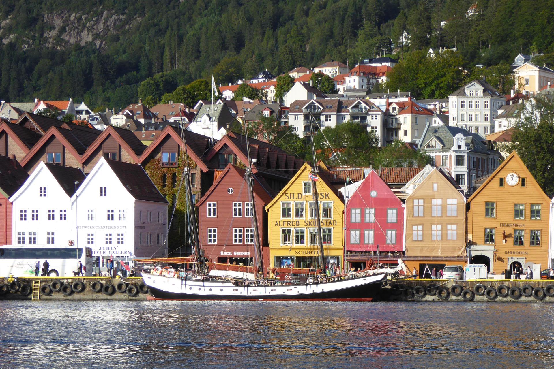 Trinovante Bergen to Stavanger