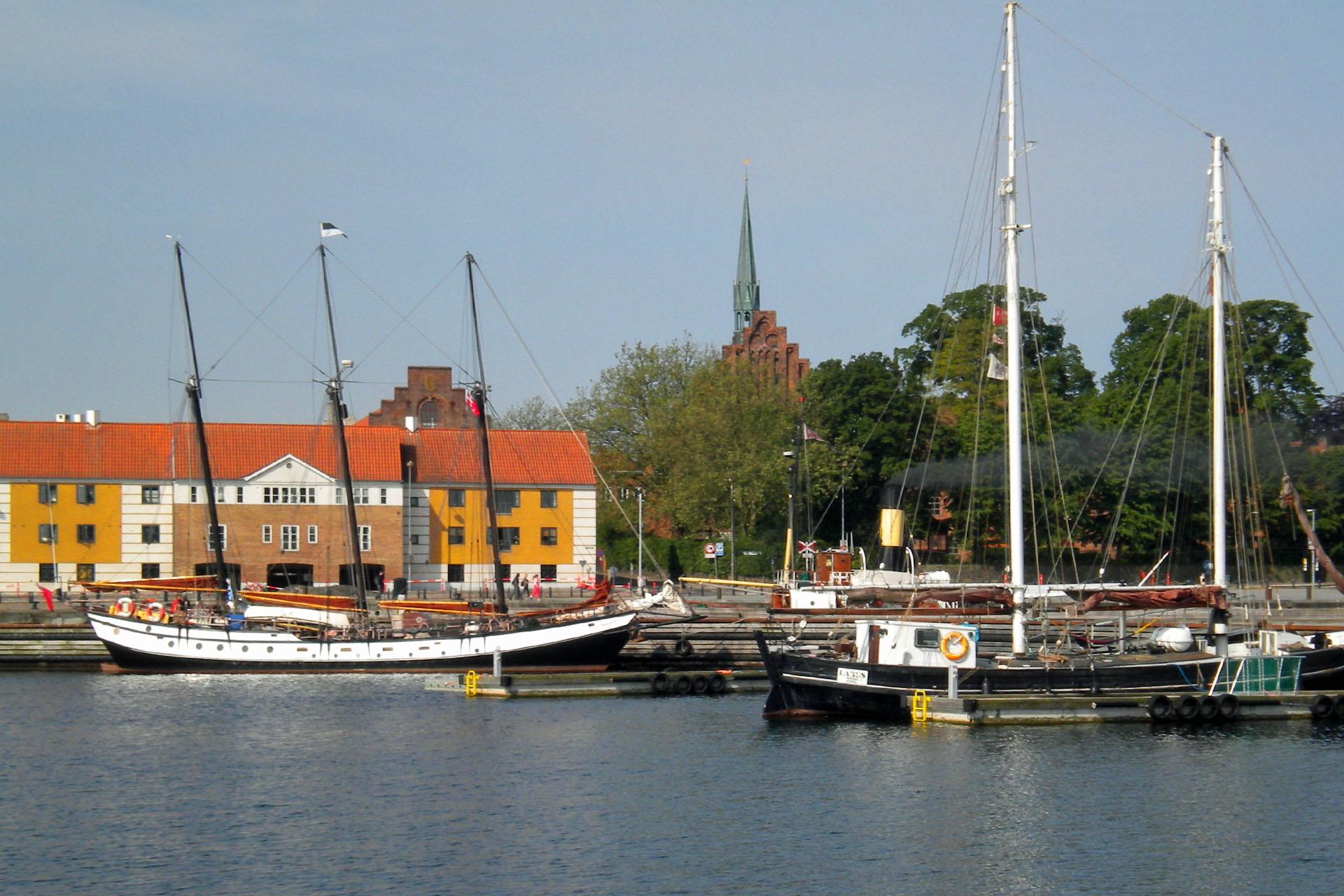 Trinovante Copenhagen to Kiel