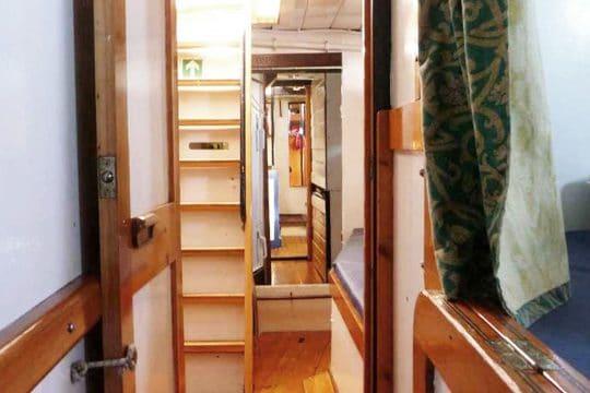 Trinovante below decks