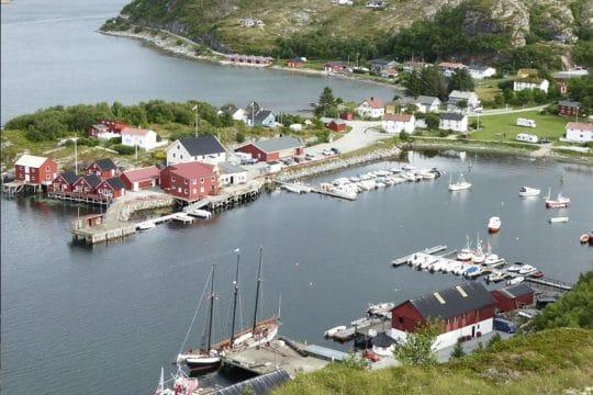 Trinovante norway moored