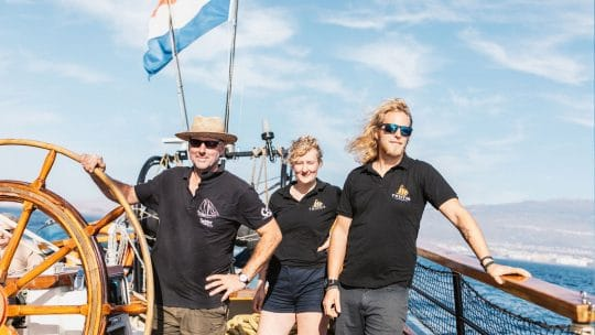 Twister-crew-canary sailing holiday