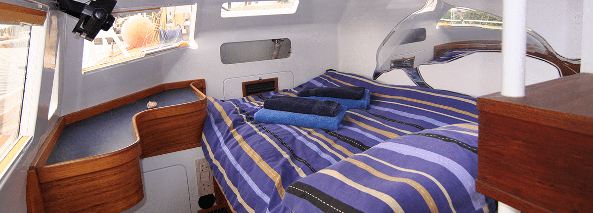 Zuza double cabin