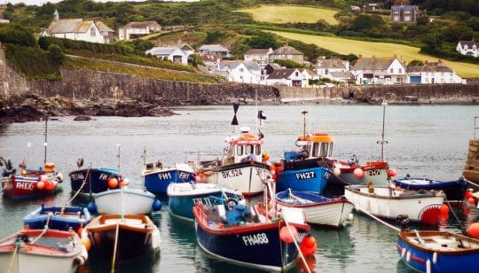 Coverack from Johanna Lucretia