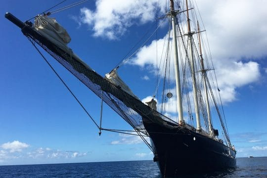 Schooner Blue Clipper