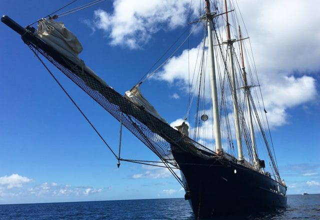 Tall Ship Sailing Adventure