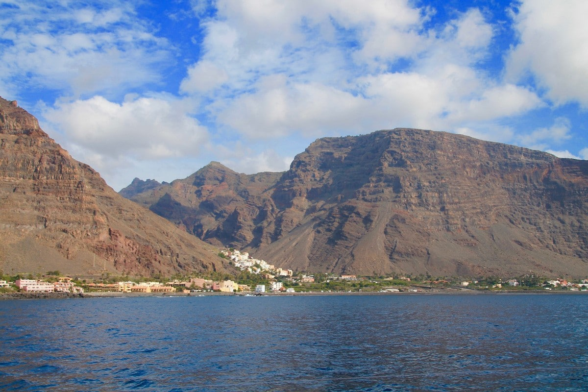 La Gomera - Sailing holiday Canaries