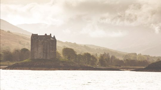 trek and Sail Castle Scotland