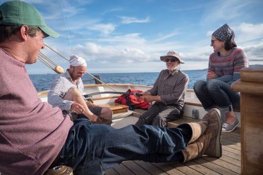 unity guests sailing