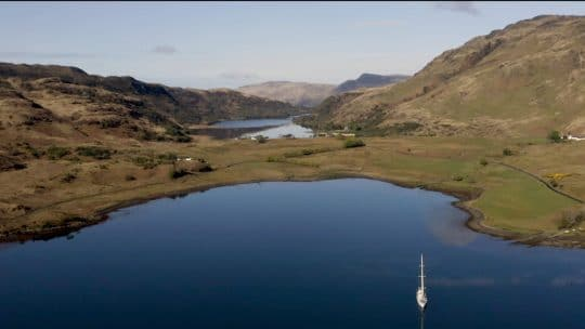Trek and Sail holiday scotland